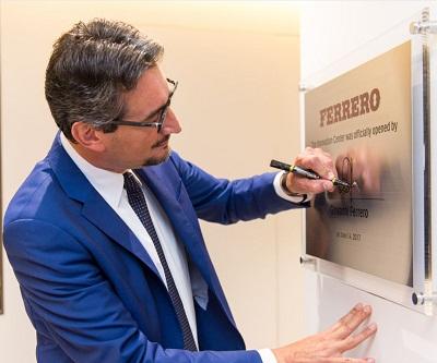 Ferrero inovasyon merkezi 2