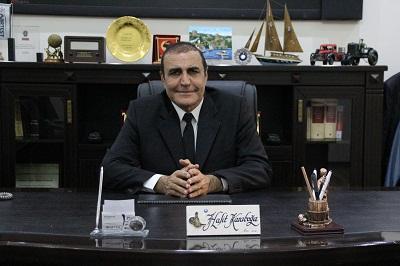 Halit Karaboğu - TURKLAB