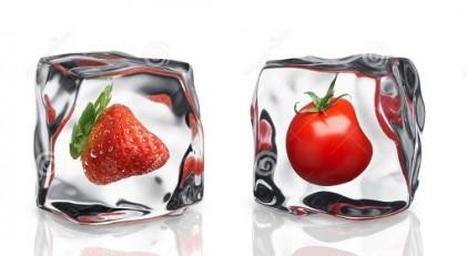 Buzlu meyve