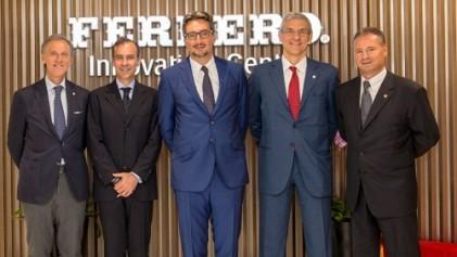Ferrero inovasyon merkezi