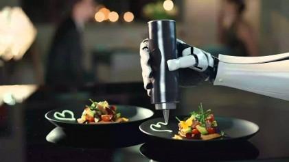 Gıda ve robot