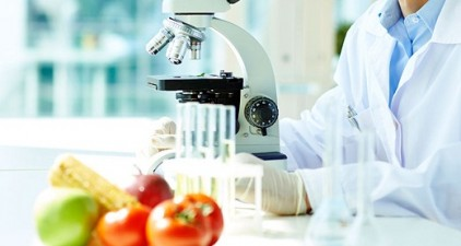 Gıda laboratuvarı foto