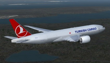 Turkish Cargo uçak