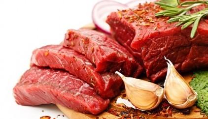 Kırmızı et görseli