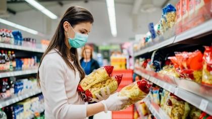 Pandemide gıda alı�veri�i