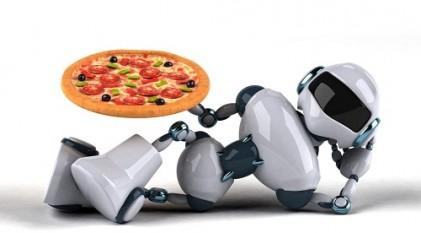 gıda ve robotlar