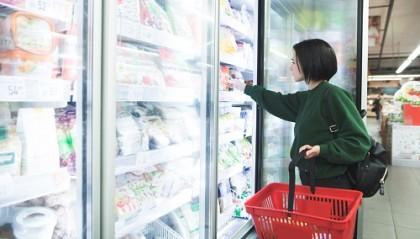 Dondurulmu� gıdalar