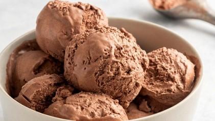 Dondurma fotosu