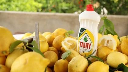 Fairy ve limon