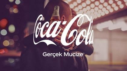 Coca Cola gerçek mucize logo