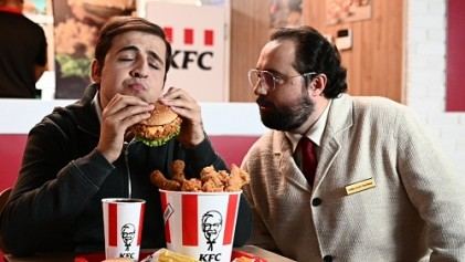 KFC reklam filmi