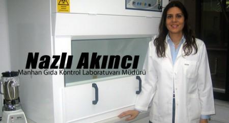 Manhan gıda kontrol laboratuvarı nı kısaca tanıtabilir misiniz